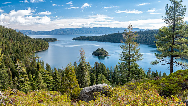 South Lake Tahoe, Emerald Bay