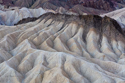 Patterns from Zabriskie Point