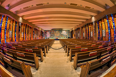 Catholic Chapel - 15mm fisheye