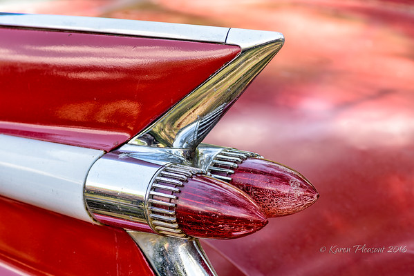 1959 Cadillac, The Old Car City