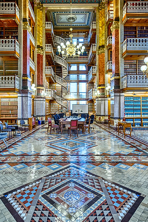 Iowa State Capitol Law Library