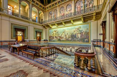 Iowa State Capitol - 2nd floor