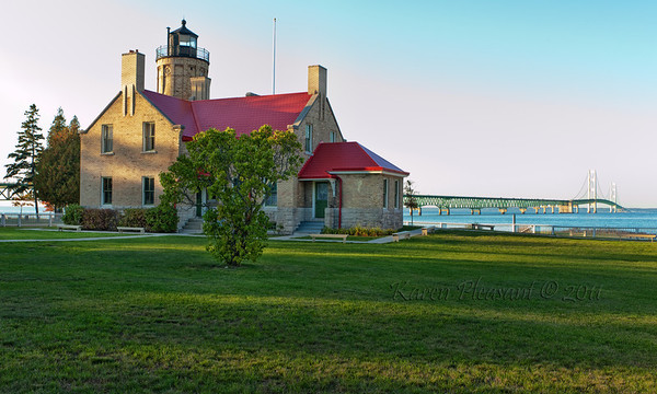 Mackinac Lighthouse