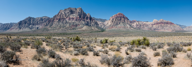 Red Rock Canyon BLM