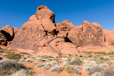 Valley of Fire - Stlstl Rock