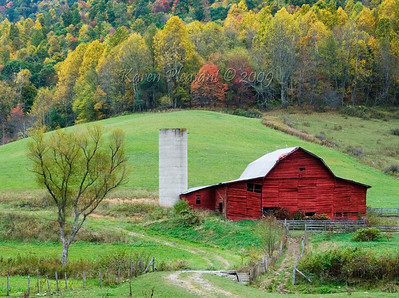 Rural Tennessee