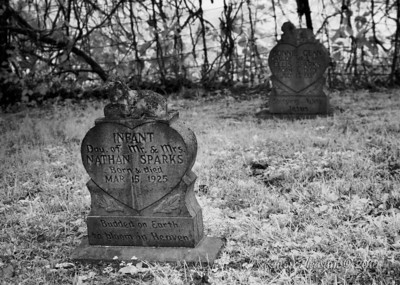 Methodist Church cemetery, Smokey Mountains NP