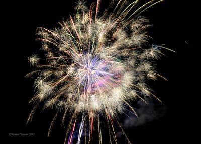 Fourth of July celebration 2017