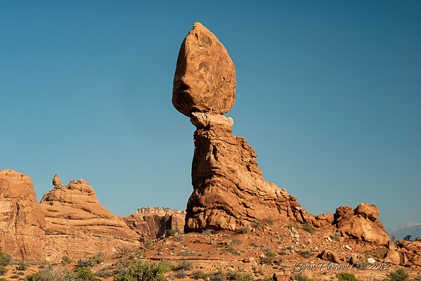 Balance Rock, Arches NP