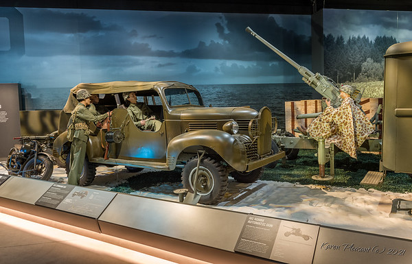 National Museum of Military Vehicles