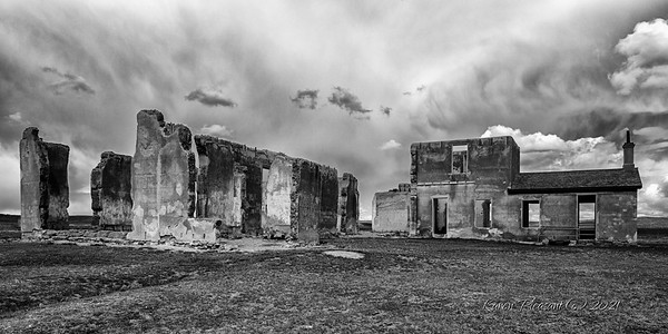 Fort Laramie - old hospital