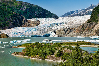 Mendenthall Glacier