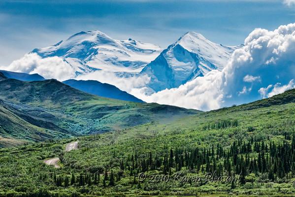 Mt McKinley, Denali NP