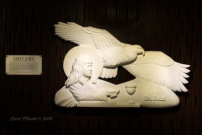 Catholic Chapel - artwork