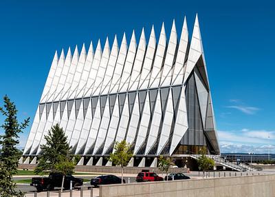 Air Force Academy, Chapel