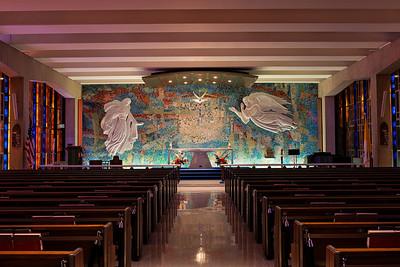 Air Force Academy, Catholic Chapel