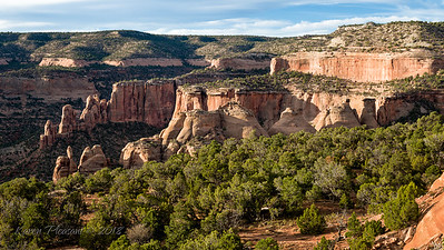 Colorado National Monument - Coke Ovens