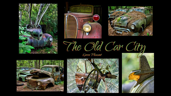 The Old Car City video