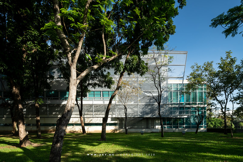Communication Arts Complex, Bangkok University