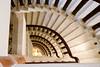 Hotel Stairwell in the Hotel Kennedy in Tripoli, Libya