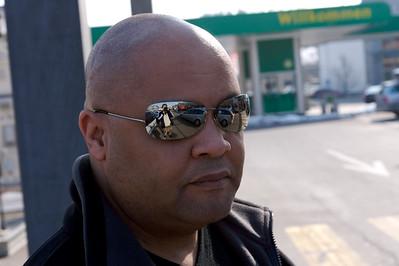 Mel Pleasant's Sunglasses