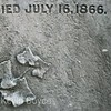 Died July 16, 1866