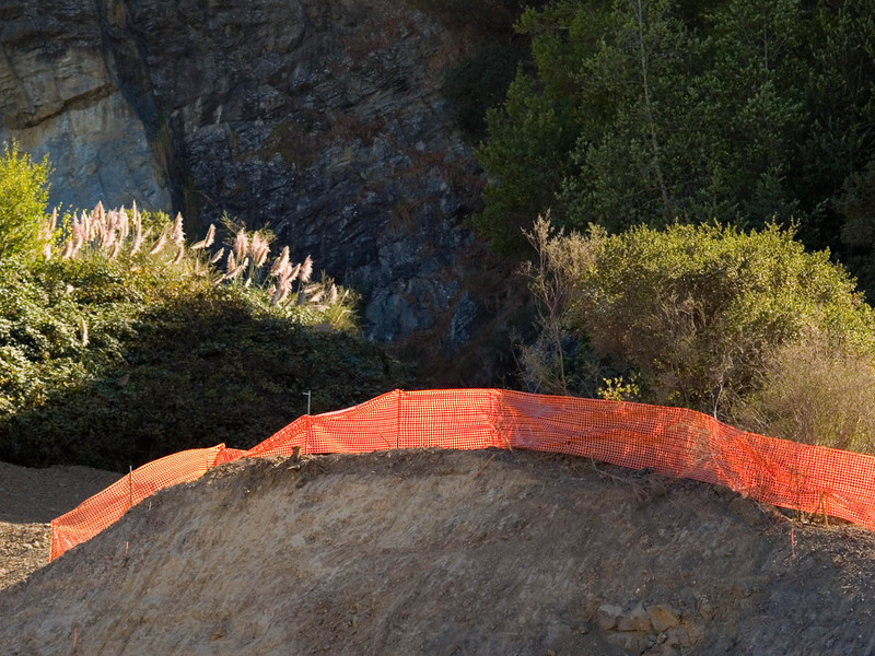 ConstructionSite_OrangeFence 05