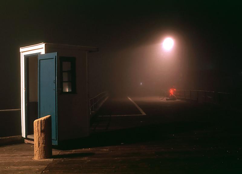 Block Island Fog