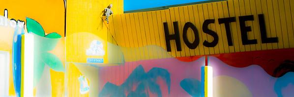 Hostel Take Over
