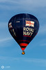 Royal Navy balloon