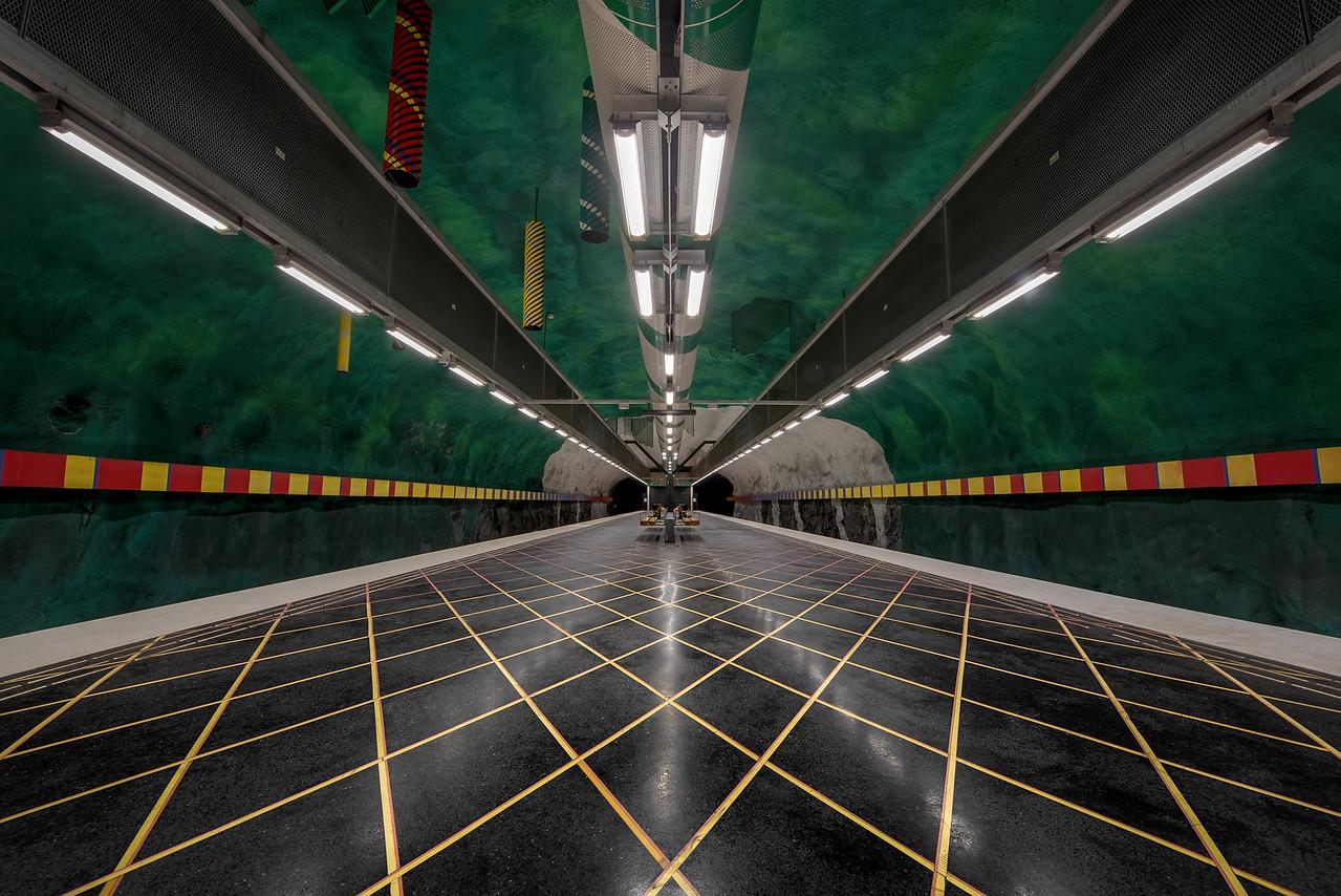 Tron Metro