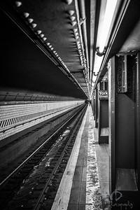 York Street Station - Brooklyn, NYC