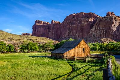 Capital Reef National Park, Utah