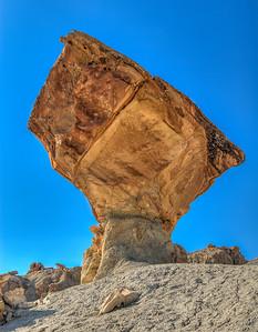 Nipple Bench Badlands, Utah