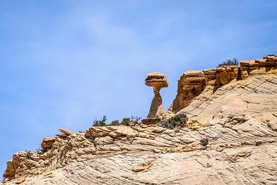 Boulder Hoodoo, Utah