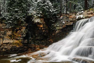 Provo River Falls, Utah