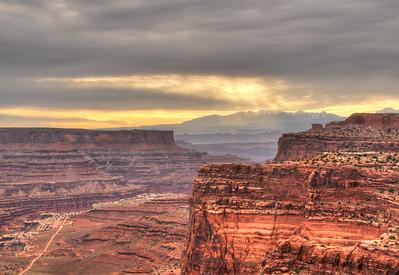 Canyonland national park