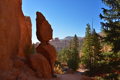 Bryce Canyon Trail , Balancing Rock