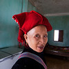 SUPHAN. RED ZHAO LADY. SAPA. VIETNAM.