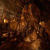 PERFUME PAGODA. PRAYING IN THE CAVE TEMPLE. NORTH VIETNAM.