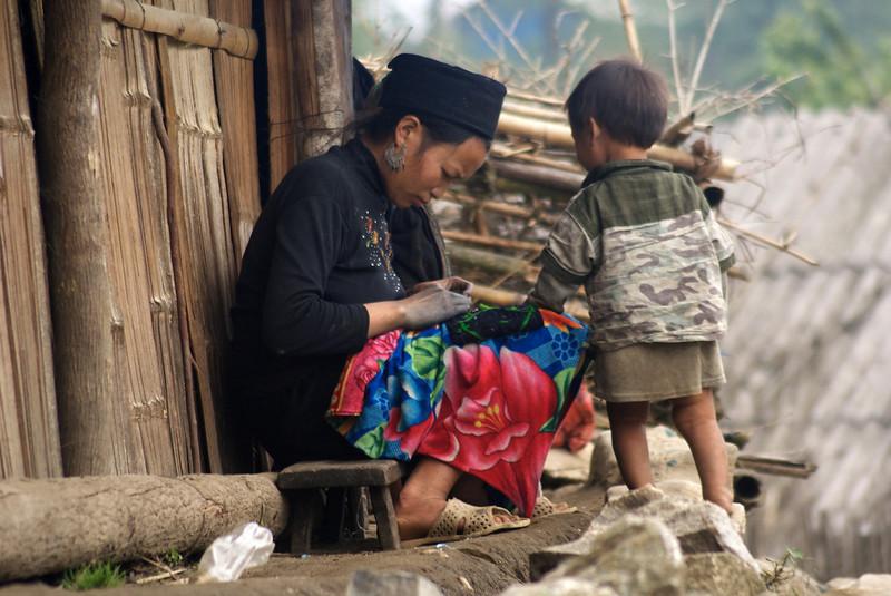 Sinchai Village | Sapa - Vietnam 2009 - H'mong people.