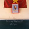 SIN'CHAI VILLAGE. SAPA COUNTY. VIETNAM. UNCLE HO. CLASSROOM. HO CHI MINH.