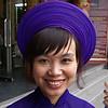 HANOI. VIETNAMESE GIRL.