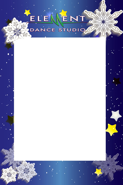 Elements Dance Studio VIP Photobooth Frame