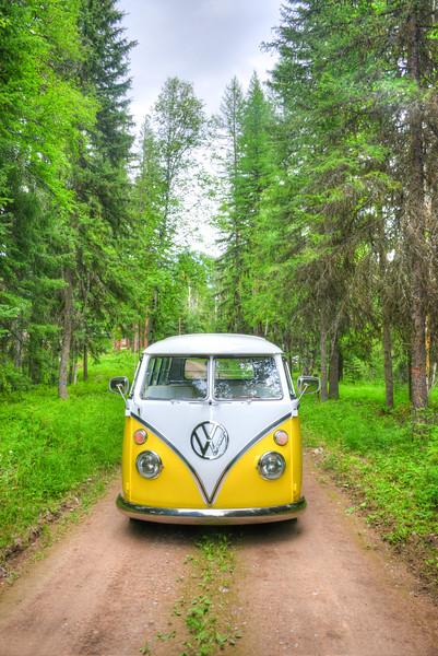 66 Porshce bus Montana Katu vertical