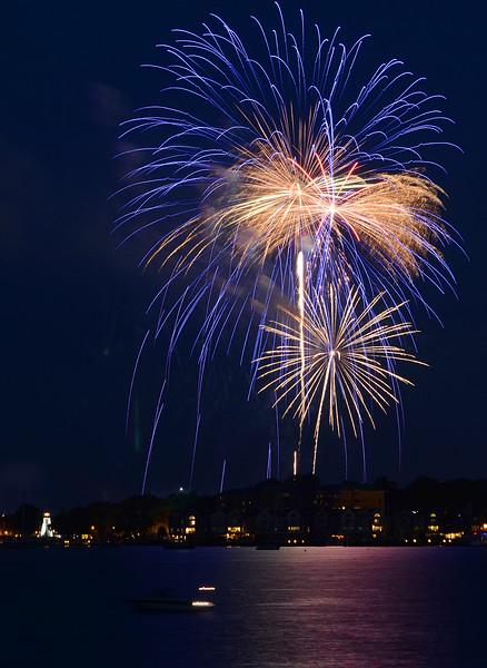 Havre de Grace Fireworks
