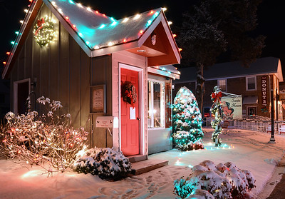 Santa's House - North East, MD