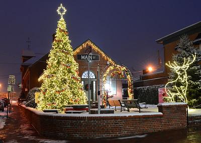 Elkton Christmas Tree