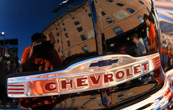Baseball, Hot Dogs, Apple Pie and Chevrolet