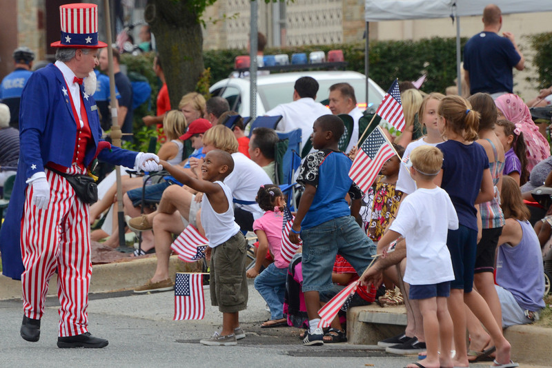 Independence Day parade, Bel Air, MD